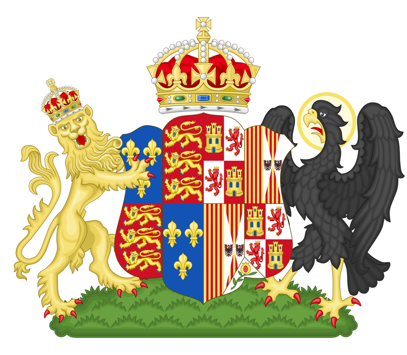 2000px-Coat_of_Arms_of_Catherine_of_Aragon.svg