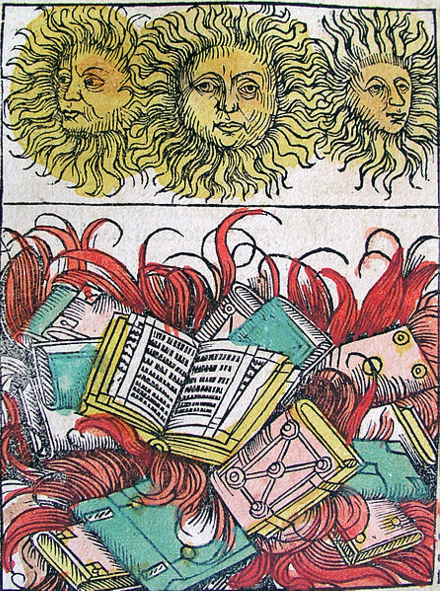 446px-nuremberg_chronicles_-_suns_and_book_burning_xciiv.jpg