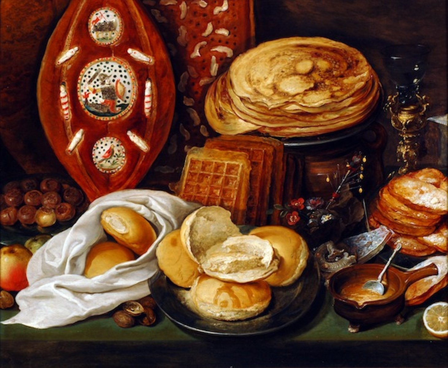 Christoforos-Winter-Still-Life-with-Pancakes