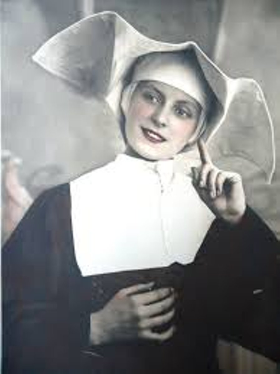 french nun