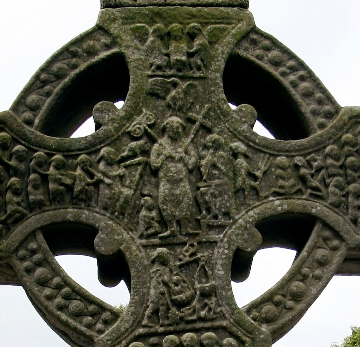 Muiredach's_High_Cross_(east_face)_2