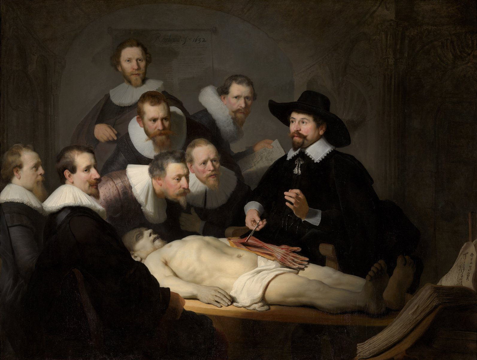 Rembrandt_-_The_Anatomy_Lesson_of_Dr_Nicolaes_Tulp 1